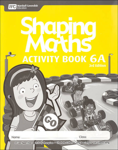 Shaping Maths Activity Book 6A