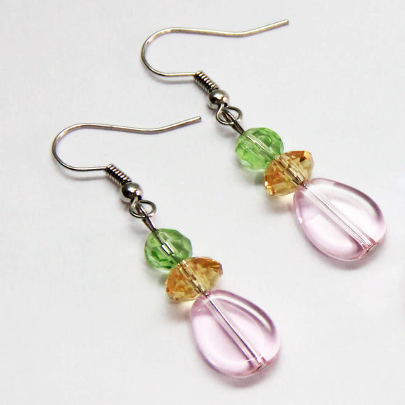 Colourful Glory Earrings