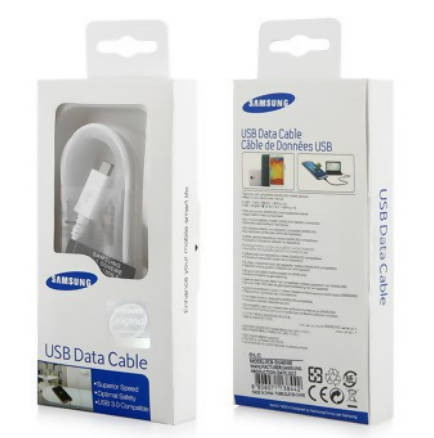 Samsung USB Data Cable 1.5 Meters Support Fast Charging READY STOCK