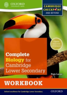 Complete Biology for Cambridge Secondary 1 Workbook