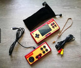 Portable Handheld Game Players Built In 638 Classic Games Console 8 Bit Retro