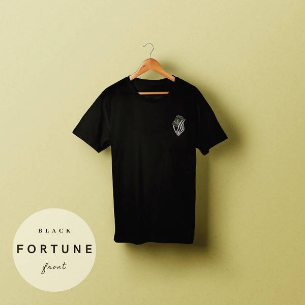 skulleton - fortune ( black )