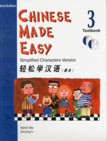 Chinese Made Easy Textbook 3 (2E)