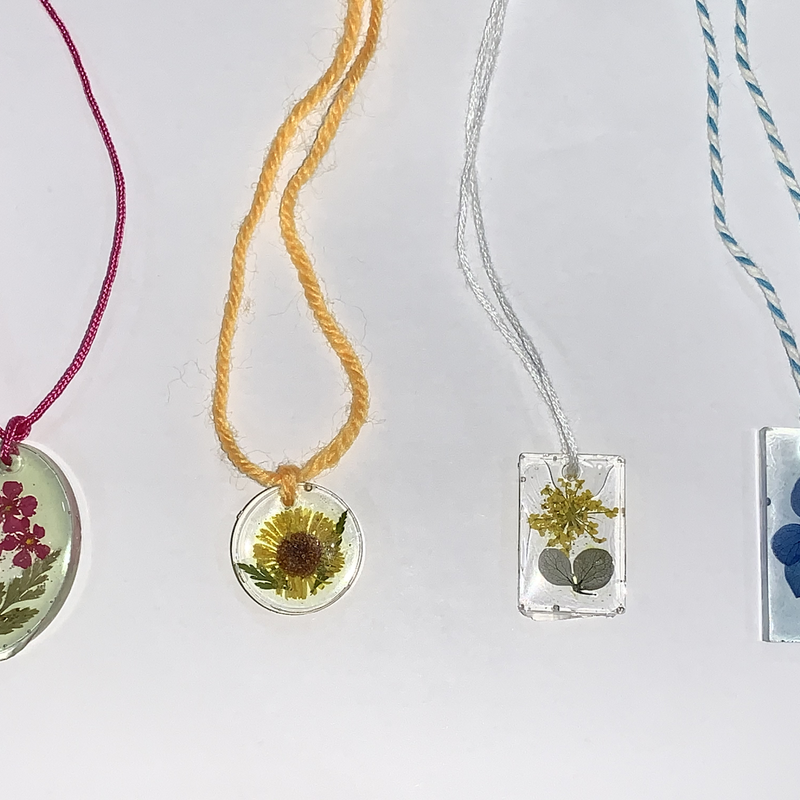 THE 4 SEASONS PENDANTS by Athena (Year 2)