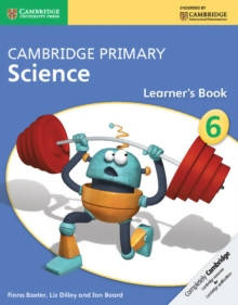 Cambridge Primary Science Learner's Book 6