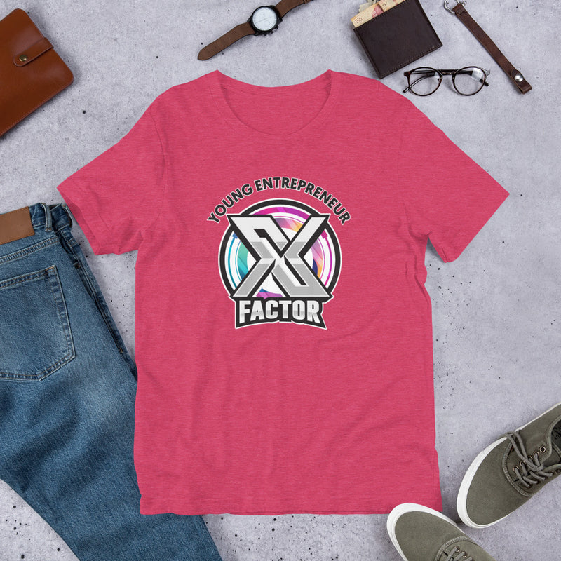 Young Entrepreneur X Factor 2020 S/Sleeve Unisex T-Shirt