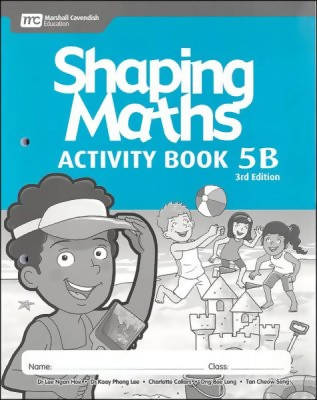 Shaping Maths Activity Book 5B