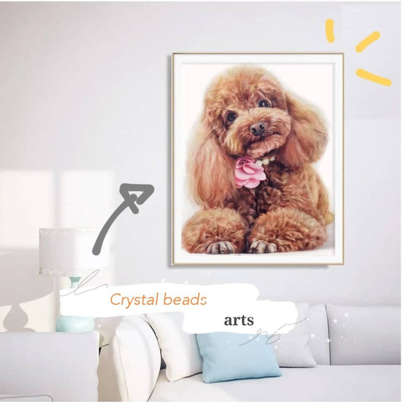 crystal beats art