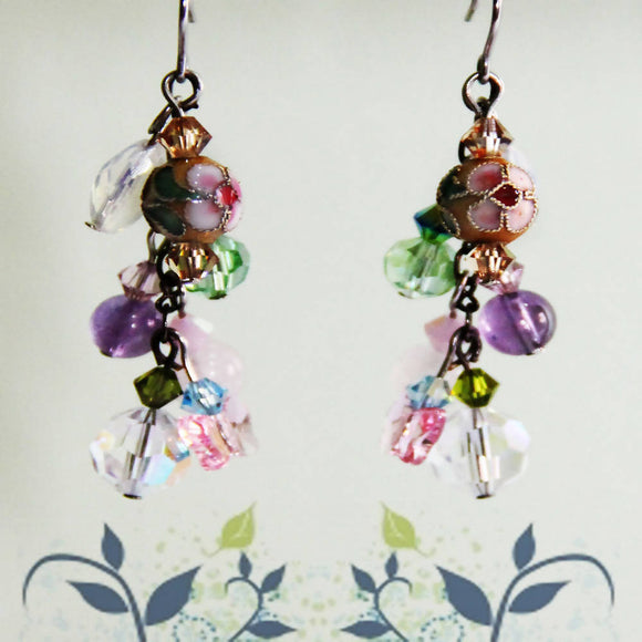 Dainty Paradise Earrings