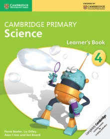 Cambridge Primary Science Learner's Book 4