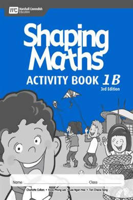 Shaping Maths Activity Book 1B