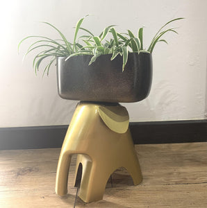 UPCYCLED ELEPHANT PLANTER by Aiden (Year 1)