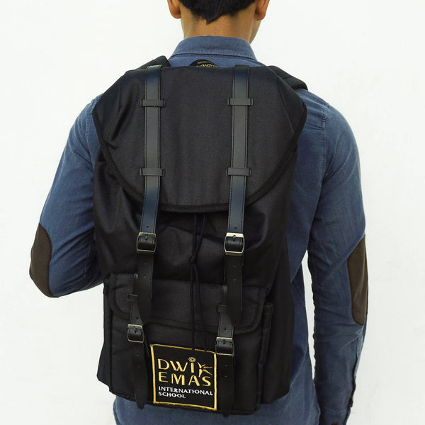 Mthemovement Limited Edition Utilitarian Designer Backpack!