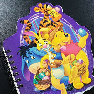 Winnie The Pooh Special Cut Notebook