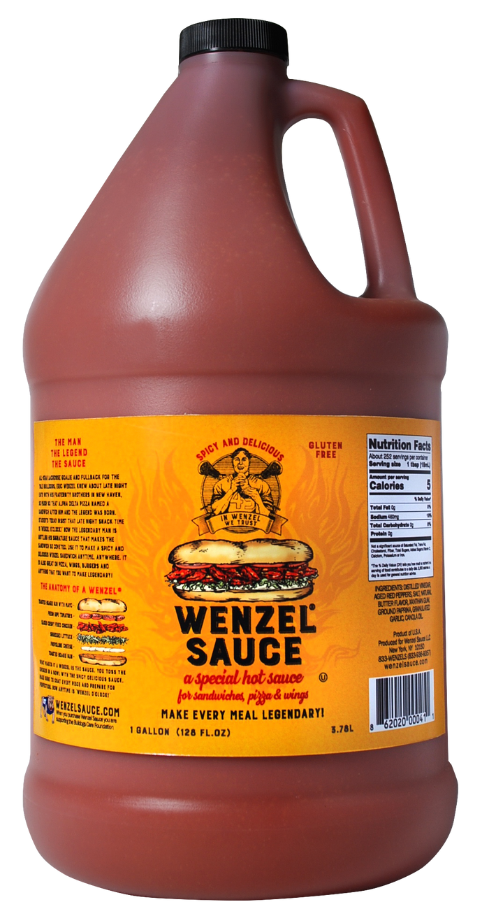 Wenzel Sauce Gallon