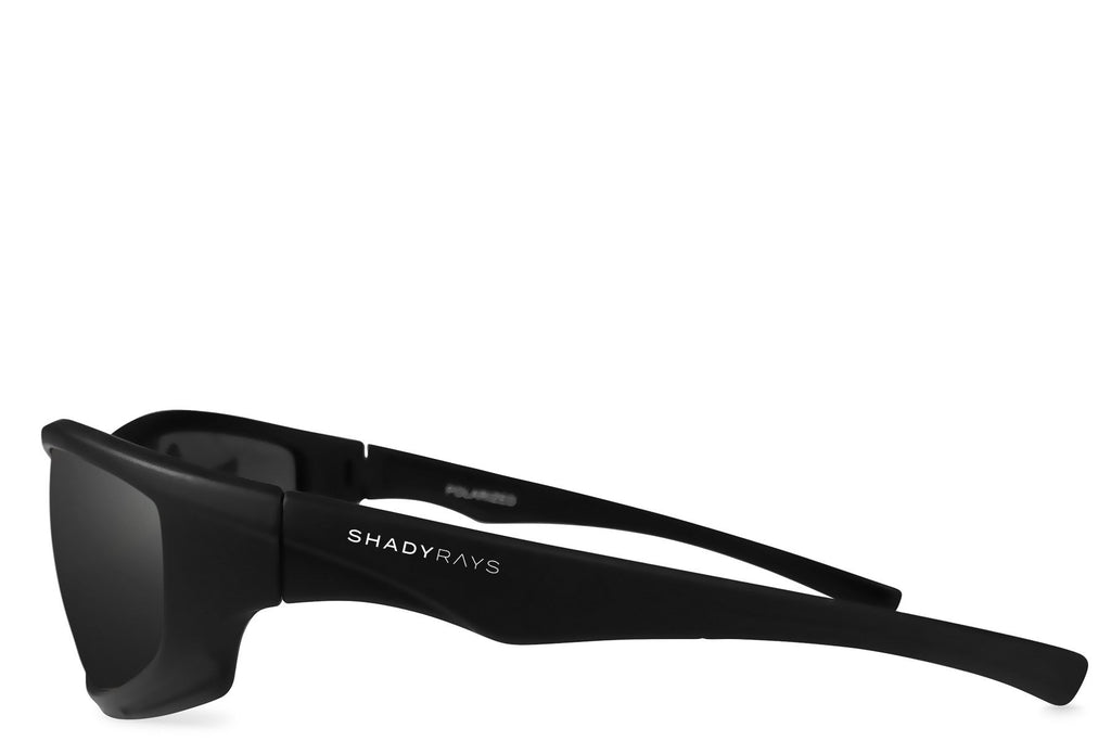 1e524cd0ae X SERIES Blackout Polarized By  Shady Rays – SeaWave Outdoor Life