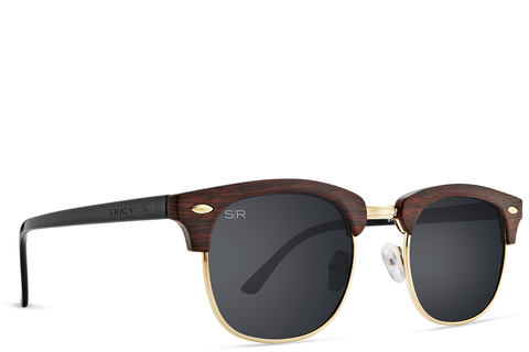a8dd3dc5f38 CLASSIC Oakmont Timber Polarized By  Shady Rays