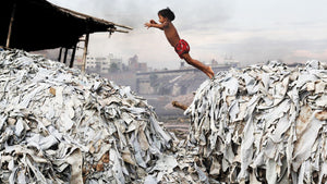 The True Cost of Fashion: Disposable Clothing, GMO Cotton, Leather, & Human Rights