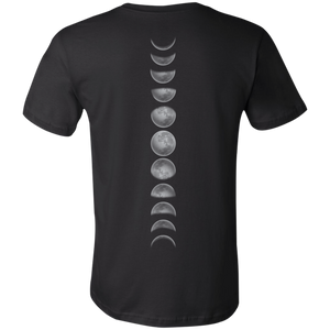 Phases of the Moon Mens Tee