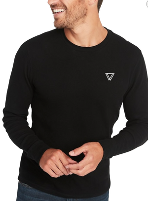 Mens Organic Long Sleeve Tee