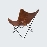BUTTERFLY CHAIR - BLACK