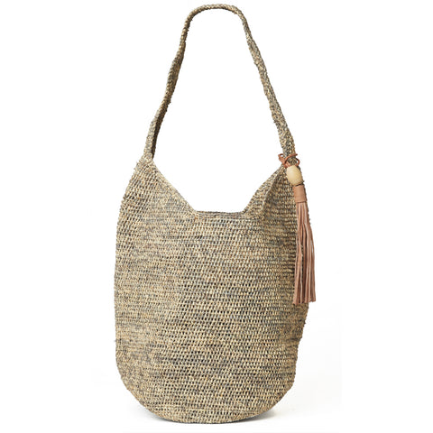 AUGUSTA SHOULDER BAG - DOVE