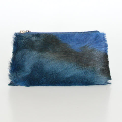 COSMETIC POUCH - NAVY