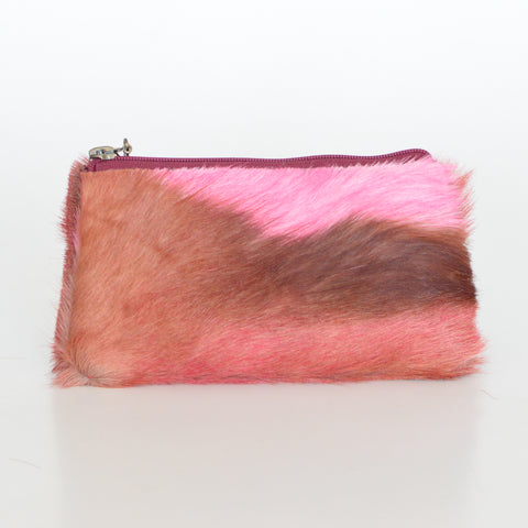COSMETIC POUCH - PINK