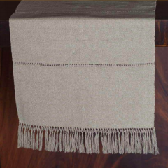 MAGNOLIA TABLE RUNNER - OLIVE