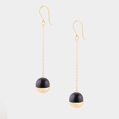 NESTLING ORB EARRINGS