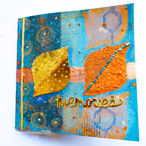 Mixed Media Journal Cover Printing