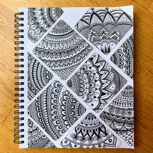 Mandala Drawing Instructional Video
