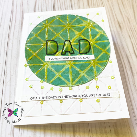 Father's day Card 2 side
