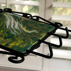 Forest Rhymes: Tile Accessory Holder