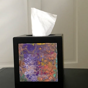 Happy Hour: Tile Tissue Box Holder