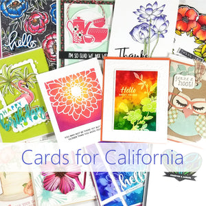 Cards for California