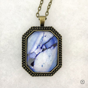Waves of Calm Pendant 6