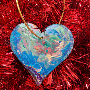 Heart Ornament 9