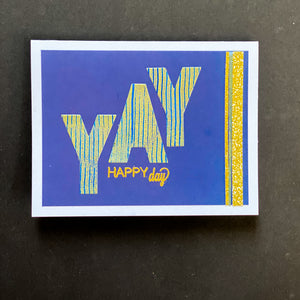Yay Special Day Card