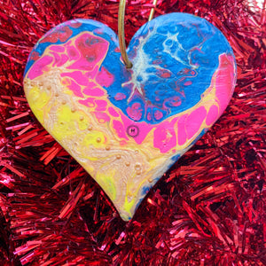 Heart Ornament 21