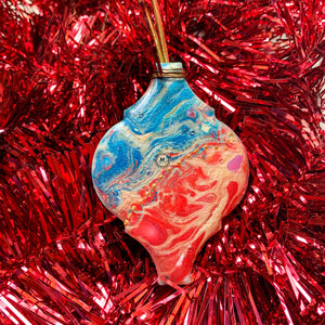 Ceramic Lantern Ornament 5