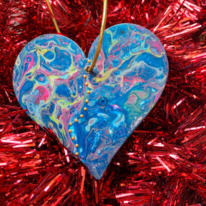 Heart Ornament 2