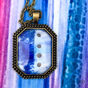 Waves of Calm Pendant 3