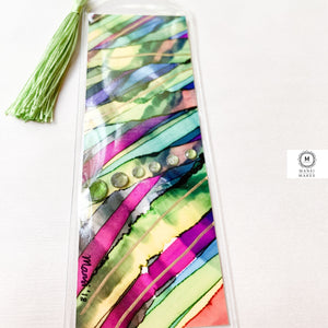 Mixed Media Bookmark 20