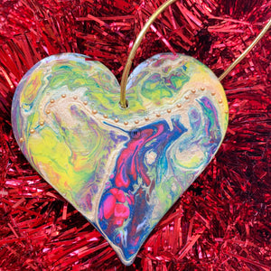 Heart Ornament 11