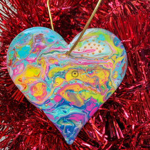 Heart Ornament 4