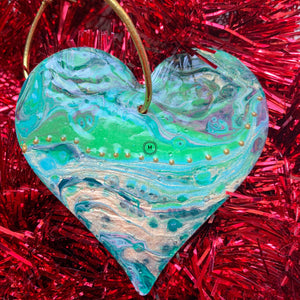 Heart Ornament 7