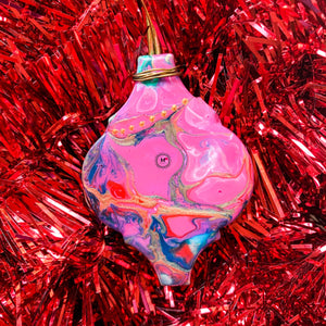 Ceramic Lantern Ornament 8