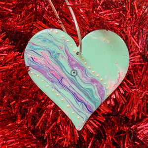 Heart Ornament 17