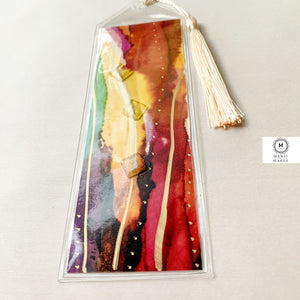 Mixed Media Bookmark 18